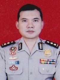 Kapolres Bukittinggi- Arly Jembar Jumhana, S.I.K.
